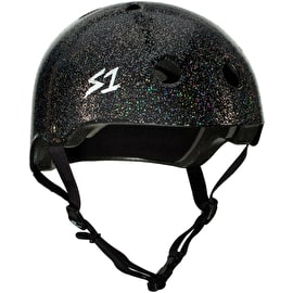 S1 Lifer Multi Impact Helmet - Black Glitter