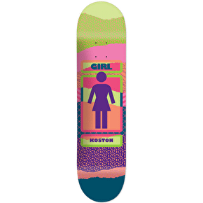 Girl Ripped OG Skateboard Deck - Koston 8.25