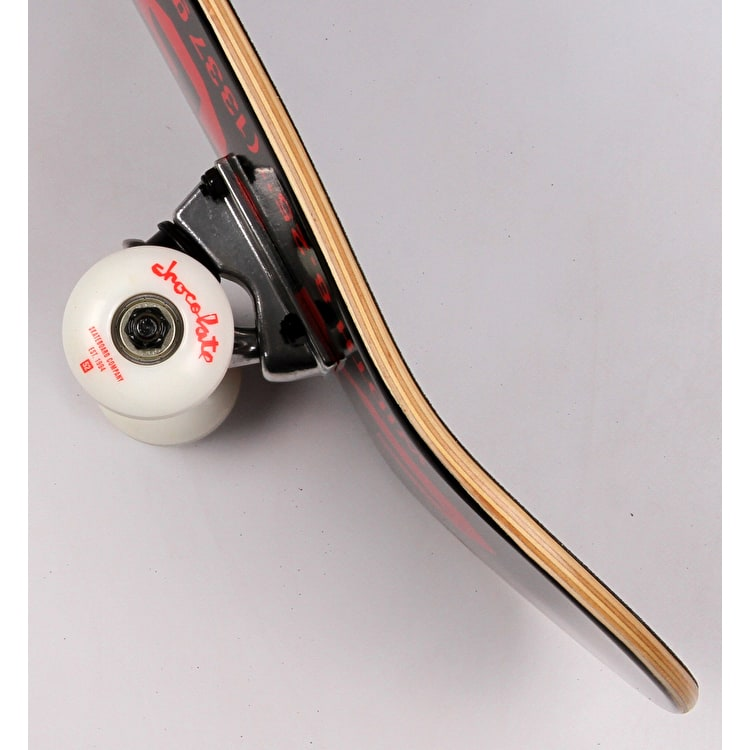 """Chocolate Bar Complete Skateboard - Anderson 7.75"""""""
