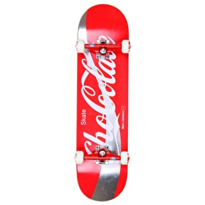 Chocolate Cola Custom Skateboard 8.125