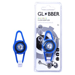 Globber Flash Light LED - Blue