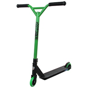 Crisp Custom Scooter - Green/Black/Black - 100mm