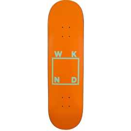 WKND Logo - Skateboard Deck 8'' - Orange