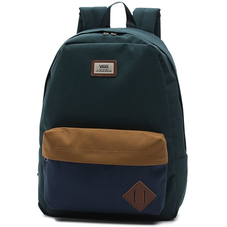 Vans Old Skool II Backpack - Green Gables
