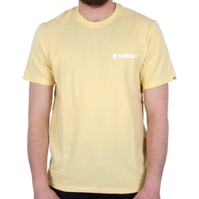 Element Blazin Chest Pastel T-Shirt - Sunlight