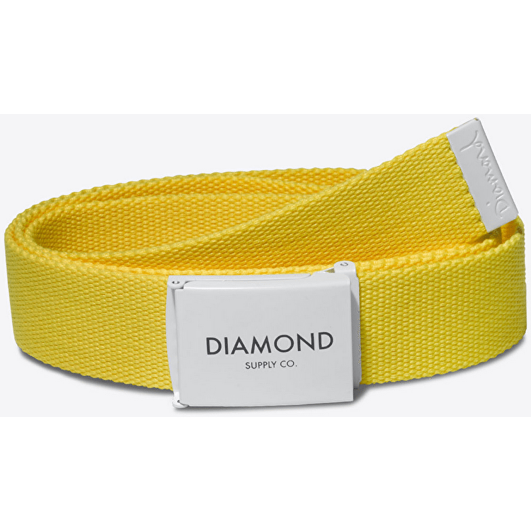 Diamond DLYC Belt - Yellow