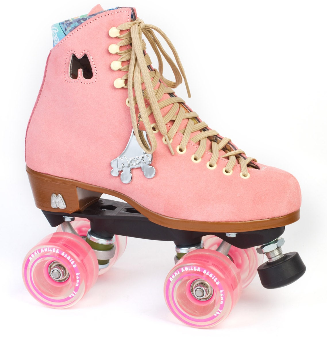 BStock Moxi Lolly Strawberry Quad Roller Skates  UK 7 (Slightly Marked)