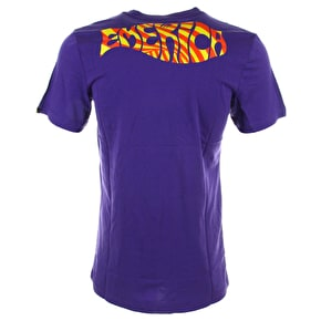 Emerica Hippy Chick T-Shirt - Purple