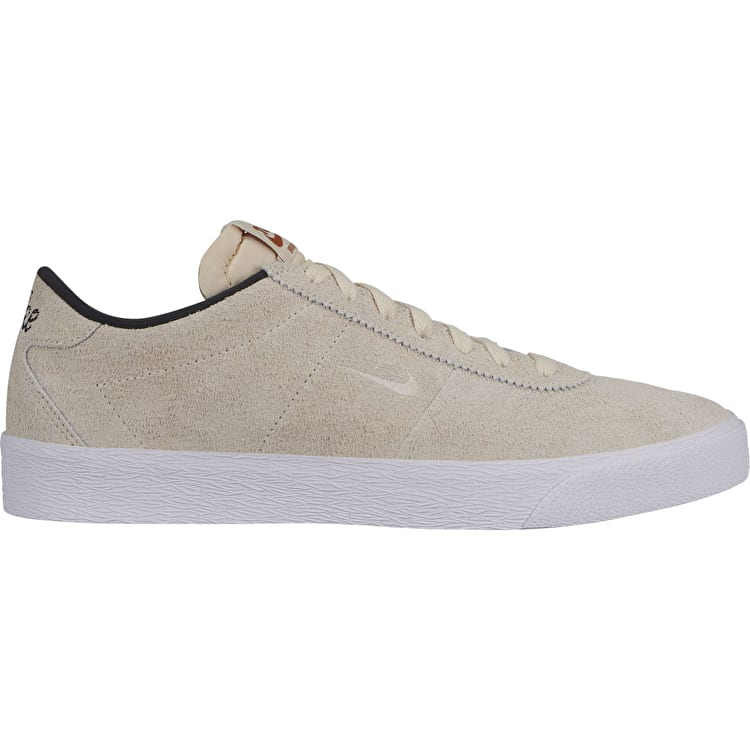 Nike SB Zoom Bruin Skate Shoes - Light Cream/Light Cream-Black