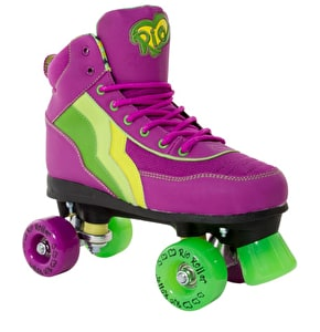 Rio Roller Quad Skates - Grape