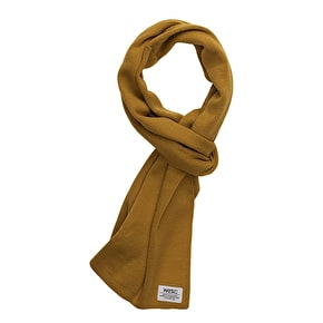 WeSC Paco Scarf - Nugget Gold