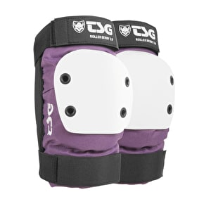 TSG Roller Derby 2.0 Elbow Pads - Purple