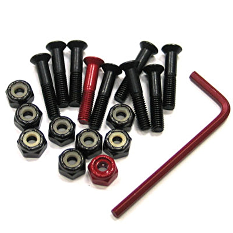 "Element Rations 1"" Allen Bolt/Nut Set"