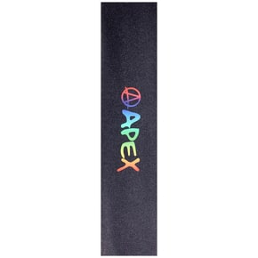 Apex Pro Printed Scooter Grip Tape - Rainbow