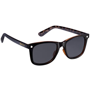 Glassy Sunhaters Mike Mo Signature - Black Tortoise