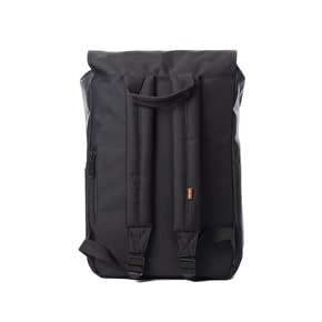 Spiral Commuter Backpack - Classic Black