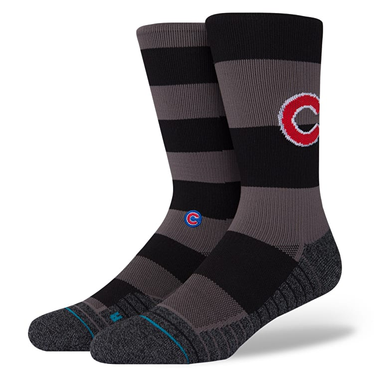 Stance MLB Nightshade Socks - Cubs