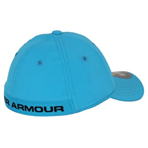Under Armour Boys Headline Stretch Fit Cap - Pirate Blue