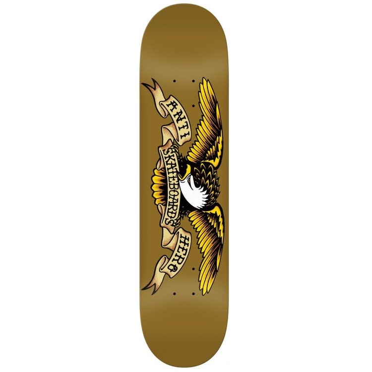 Anti Hero Classic Eagle Skateboard Deck - 8.06""