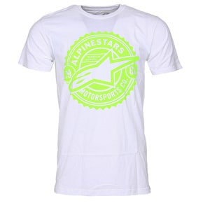 Alpinestars Quality Seal T-Shirt - White