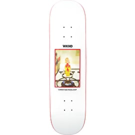 WKND Flame Girl Skateboard Deck 8.25