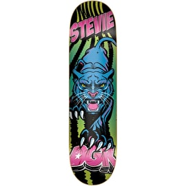 DGK Black Light Williams Skateboard Deck 8.25