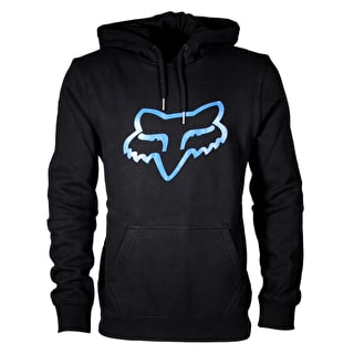 Fox Legacy Foxhead Fleece - Black/Blue