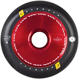 UrbanArtt Hollow Core V2 Scooter Wheel 120mm - Red
