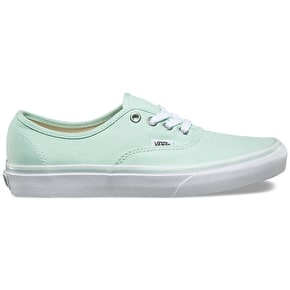 Vans Authentic Shoes - Bay/True White