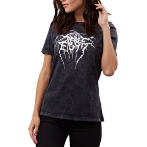 Rebel8 Pagan Womens T-Shirt - Black