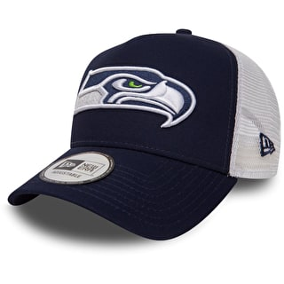New Era Team Essential - Seattle Seahawks Trucker Cap