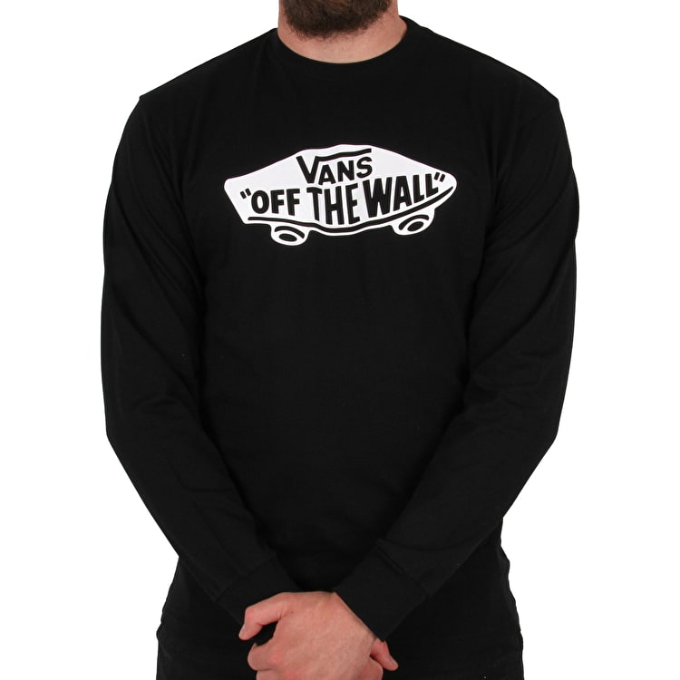 Vans OTW Long Sleeve T-Shirt - Black/White