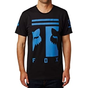 Fox Connector Tech T-Shirt - Black
