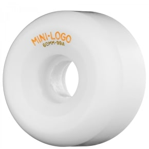 Mini Logo A-Cut 99A Skateboard Wheels - 60mm