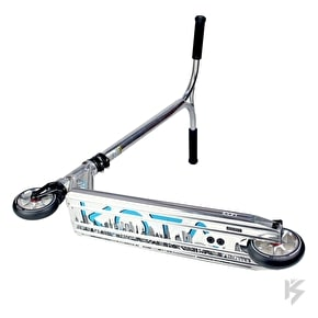 Kota Icon Complete Scooter - Grey/Silver