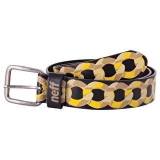 Neff Chain Belt - Gold