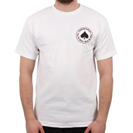 Independent x Thrasher Oath T Shirt - White