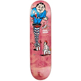 Polar Paul Grund - Present Skateboard Deck 8.125