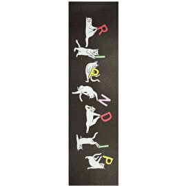 RIPNDIP Friends Skateboard Grip Tape - Black