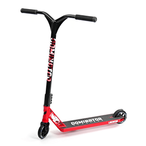 B-Stock Dominator Scooter - Liberator - Red/Black (No box)