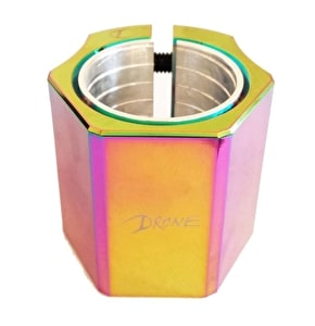 Drone Didi Hive Double Collar Clamp - Neochrome