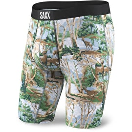 Saxx Vibe Long Leg Boxers - Paint By Numbers