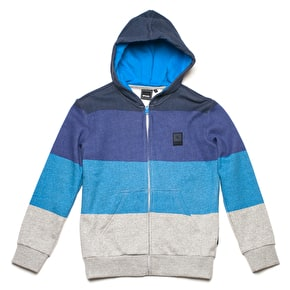 Rip Curl Kids Vancouver Stripe Fleece Blue