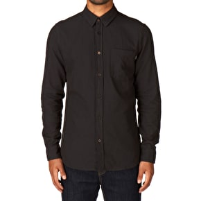 Wesc Tyrone Mens Shirt - Black
