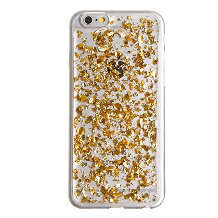 Aero Flake iPhone Case - Gold