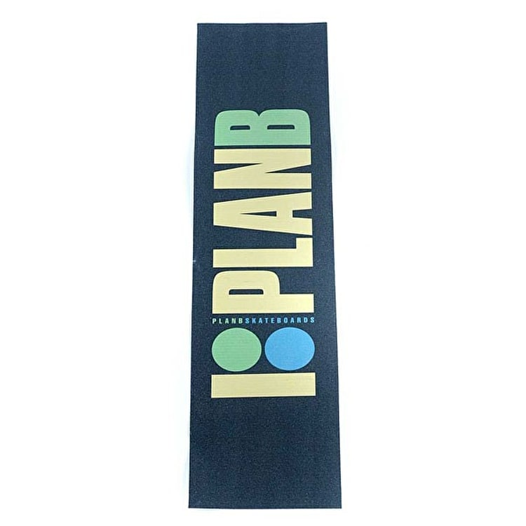 Plan B OG Neon Printed Skateboard Grip Tape