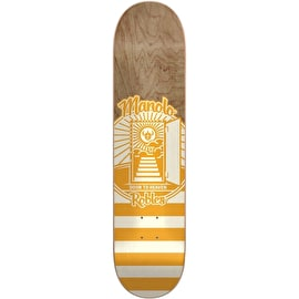 Darkstar Lockup Robles Skateboard Deck 8.25