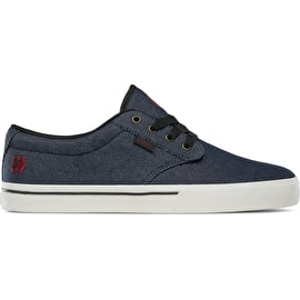 Etnies Jameson 2 Eco Skate Shoes - Grey/Light Grey/Red