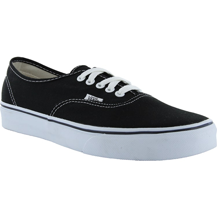 Vans Authentic Shoes - Black/White