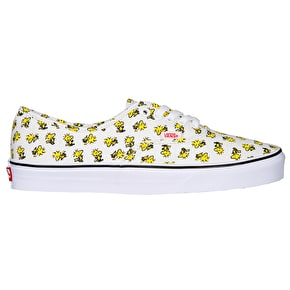 Vans x Peanuts Authentic Shoes - Woodstock